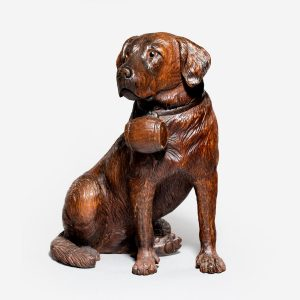Black-Forest-carved-mountain-rescue-dog-antique-IMG_5911_6400