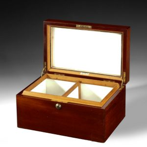 cigar-box-Alfred-Dunhill-antique-humidor-mahogany-3934_1_3934