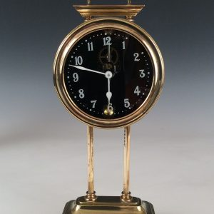 ENGLISH GRAVITY CLOCK