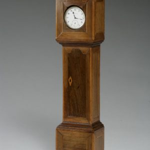 ANTIQUE MINIATURE ROSEWOOD WATCH HOLDER