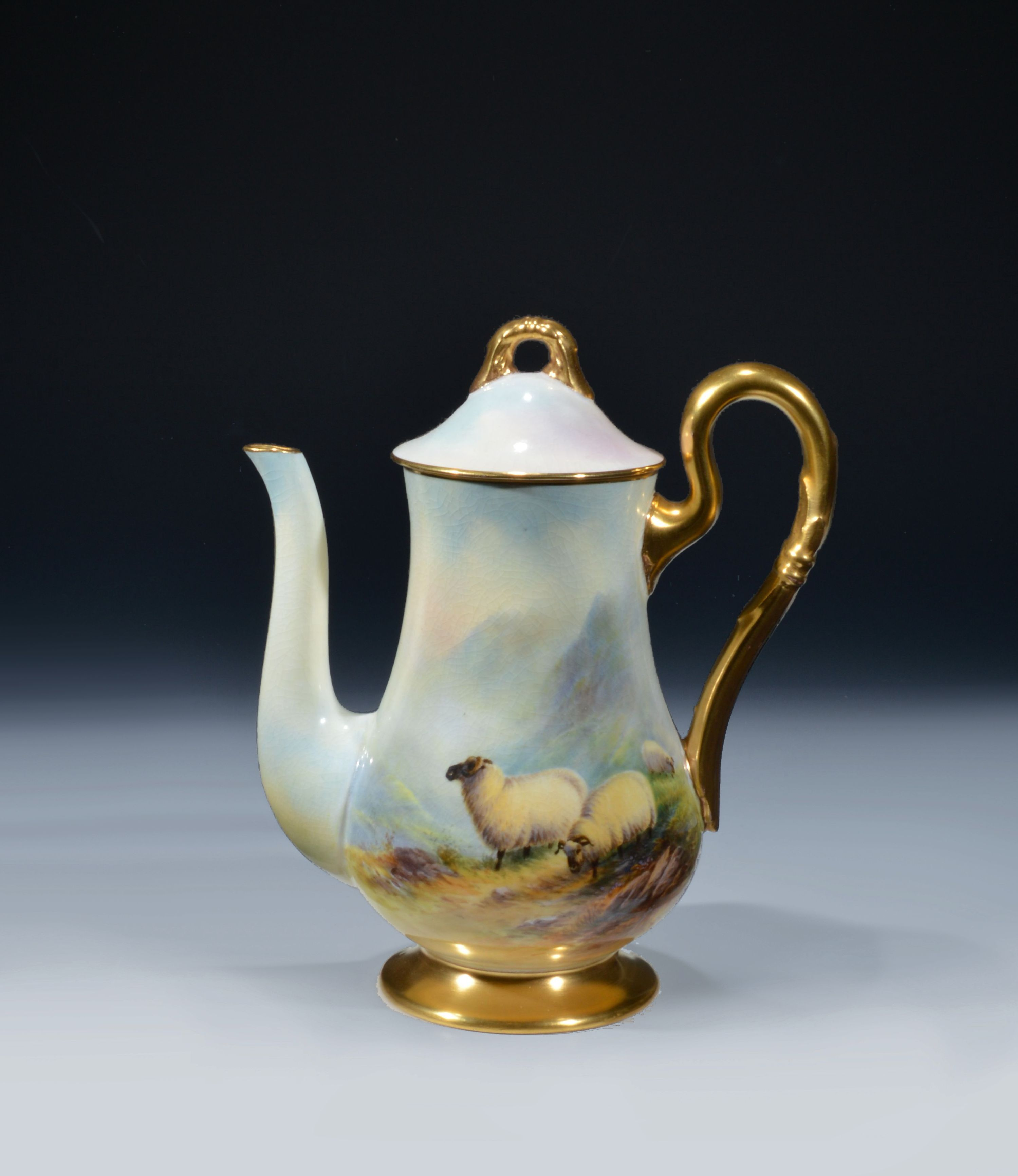 Dating royal worcester pottery