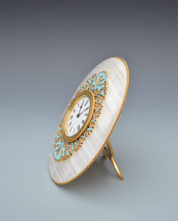 antique-onyx-champleve-desk-clock-French-DSC_4673_6299