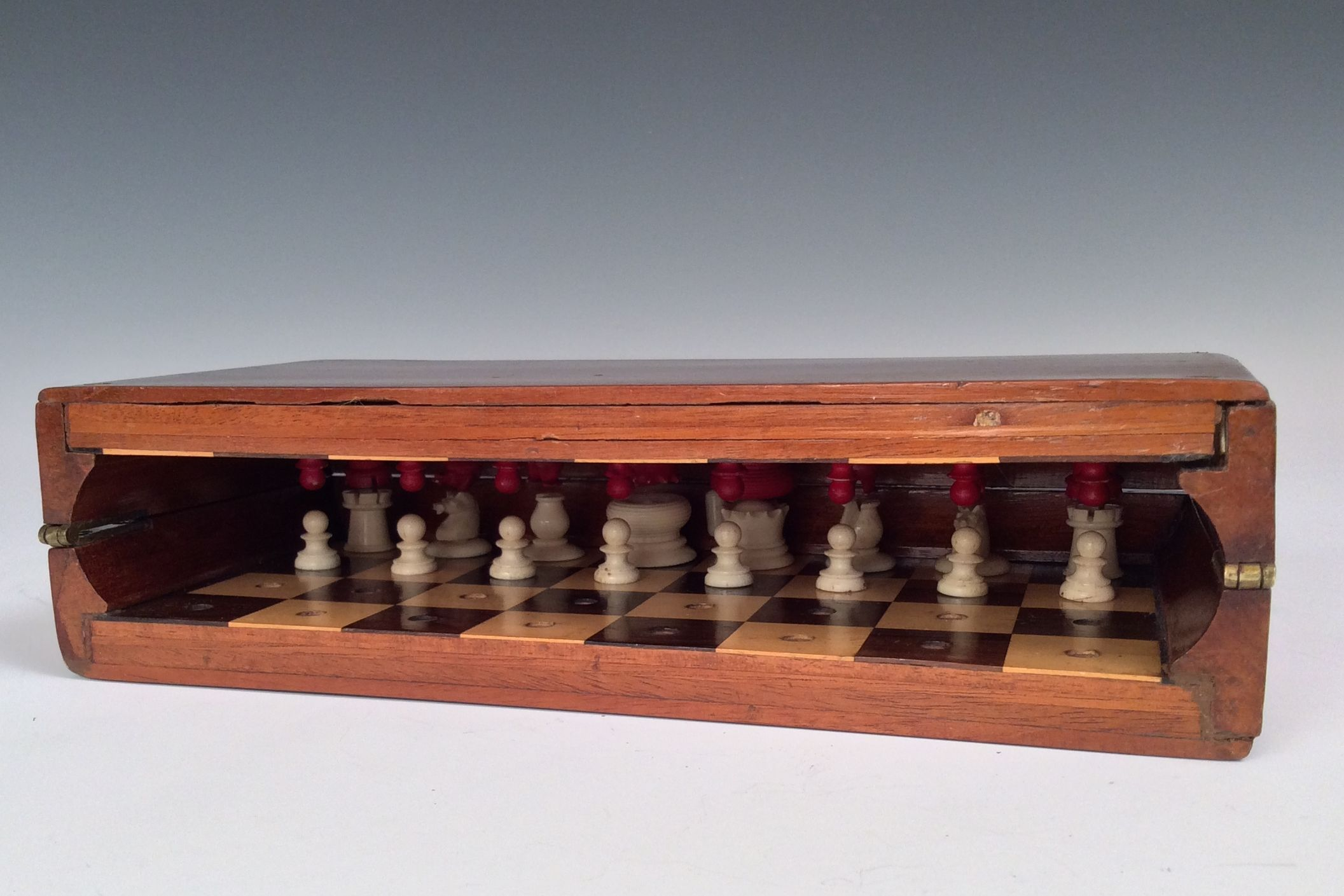 Antique Chess Sets A primer on identification and value