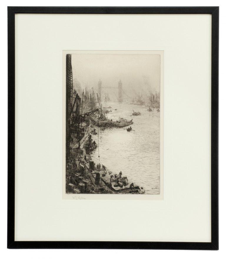 william-wyllie-etching-pool-london-4603_1_4603