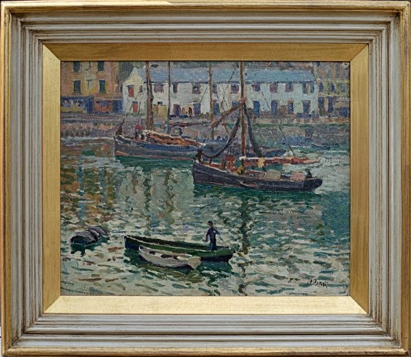 john-anthony-park-oil-painting-brixham-harbour-coastal-marine-for-sale-DSC_9673