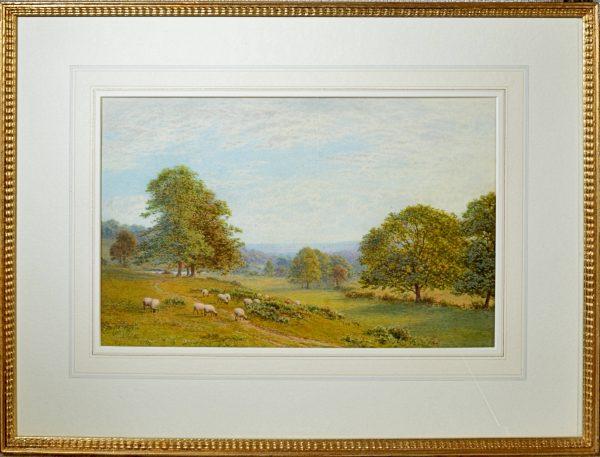roberto-angelo-marshall-watercolour-landscape-surrey-sussex-for-sale-DSC_9618