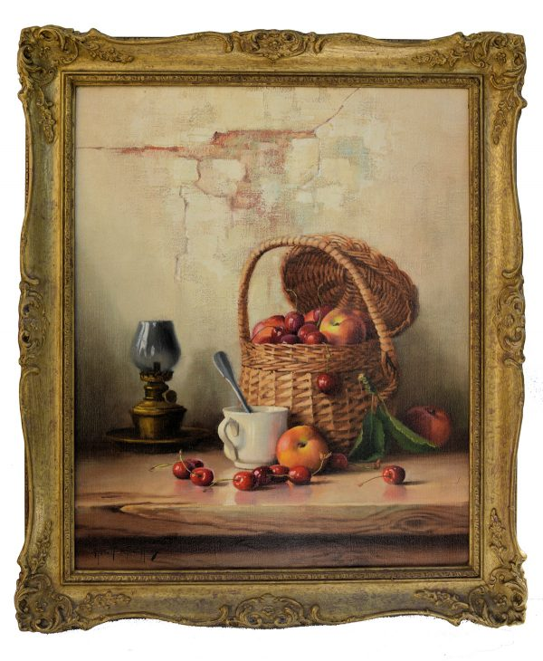 robert-chailloux-oil-painting-still-life-for-sale-fruit-basket-DSC_9709