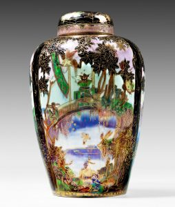WEDGWOOD FAIRYLAND LUSTRE AT RICHARD GARDNER ANTIQUES