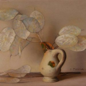 CHARLES PERRON-OIL PAINTING-STILL LIFE