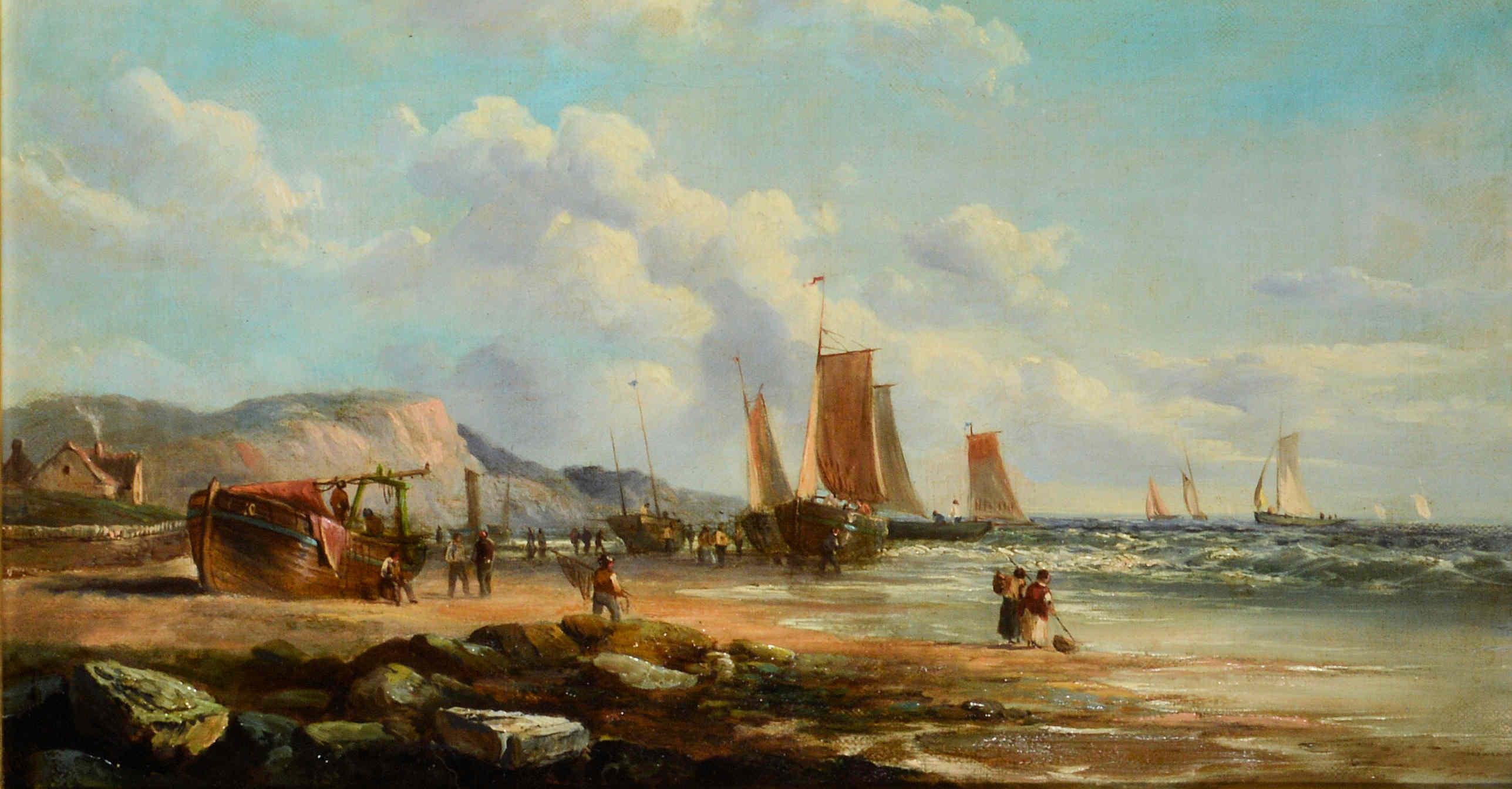 John James Wilson Richard Gardner Antiques