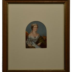 BAXTER PRINT OF EUGENIE