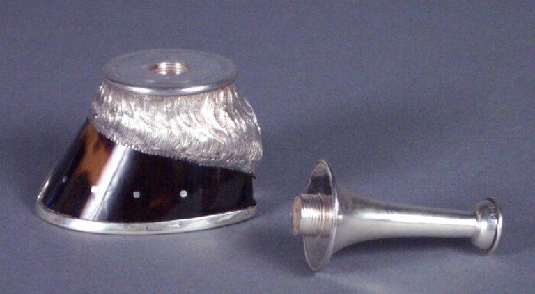 cigar-lighter-horses-hoof-tortoiseshell-silver-antique-692_1_692