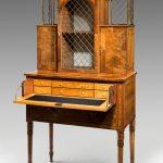 ladies-secretaire-display-cabinet-rosewood-satinwood-antique-Regency-1992_1_1992
