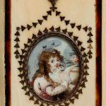 ivory-tea-caddy-decagonal-antique-tortoiseshell-rare-painted-ivory-panel-3887_1_3887