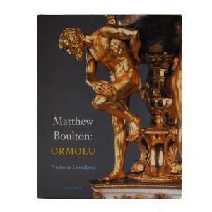 MATTHEW BOULTON: ORMOLU RICHARD GARDNER ANTIQUES