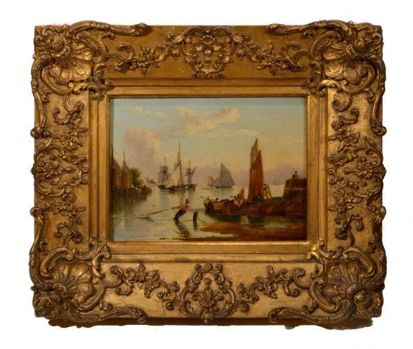 john-ward-hull-oil-painting-river-humber-pair-for-sale-marine-DSC_9592