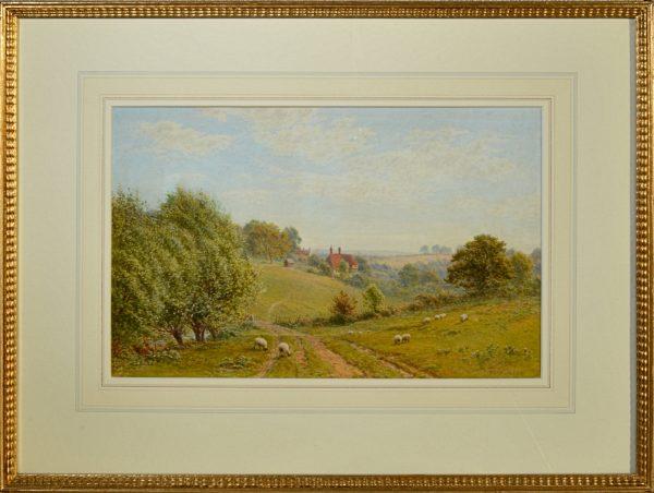 roberto-angelo-marshall-watercolour-landscape-surrey-sussex-for-sale-DSC_9620