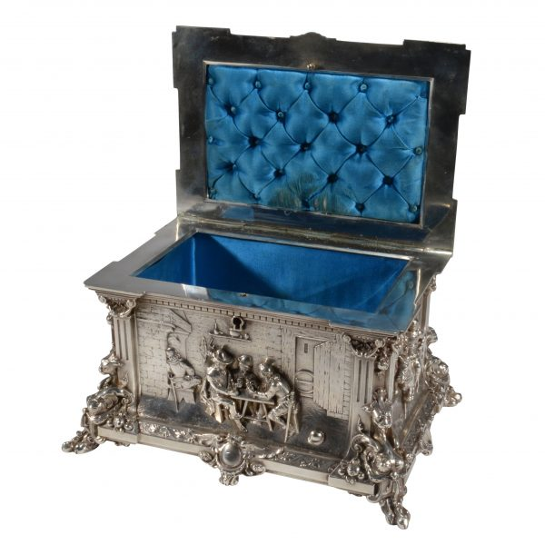 antique-silver-plated-jewellery-casket-continental-for-sale- DSC_9788a