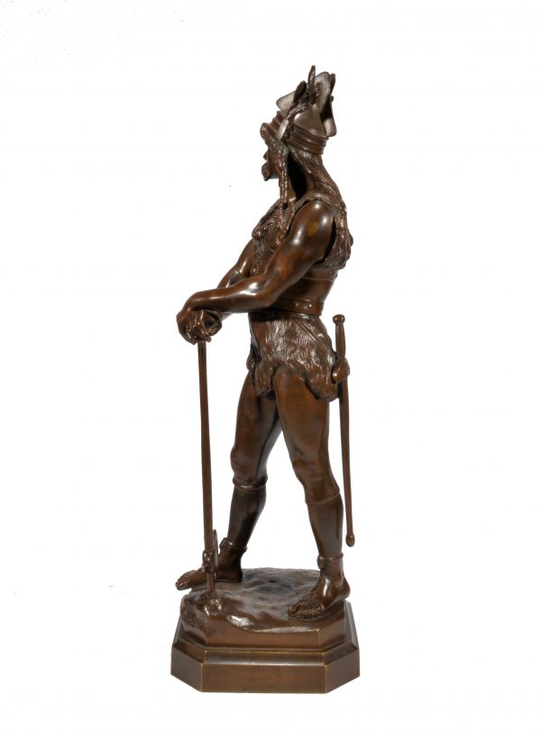 jean-didier-debut-antique-bronze-vercingetorix-warrior-for-sale-DSC_9771
