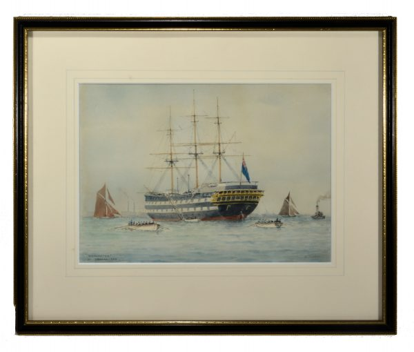 eric-turnell-watercolour-HMS-worcester-greenhithe-marine-painting-DSC_0749